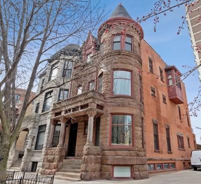Single Family Home For Sale: 510 West Arlington Place