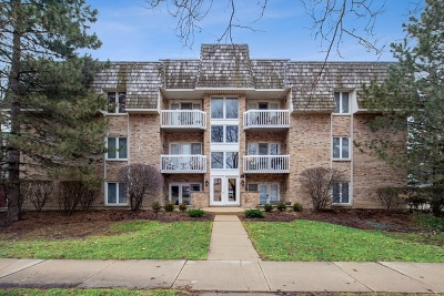Downers Grove Condo/Townhouse For Sale: 930 Rogers Street #303