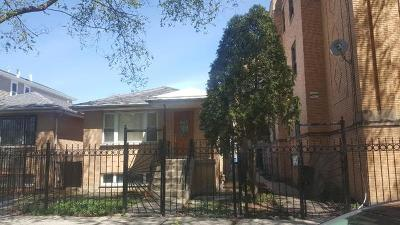 Single Family Home For Sale: 3562 West Cortland Street