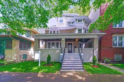 Single Family Home For Sale: 1306 West Hood Avenue
