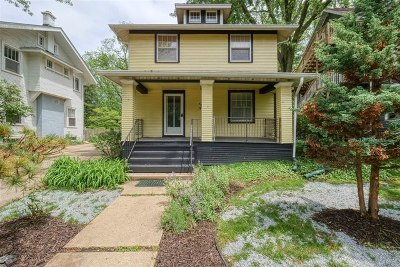 Bloomington Single Family Home For Sale: 49 White Place