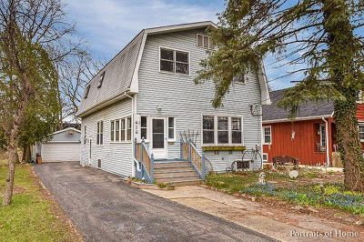 Wheaton Single Family Home Price Change: 416 Lyon Avenue