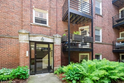 Ravenswood Manor Condo/Townhouse Price Change: 4330 North Sacramento Avenue #1W