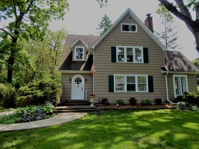 Mundelein Single Family Home Contingent: 927 Russell Place