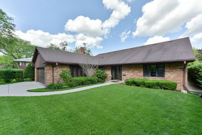 Morton Grove Single Family Home For Sale: 8233 North Linder Avenue