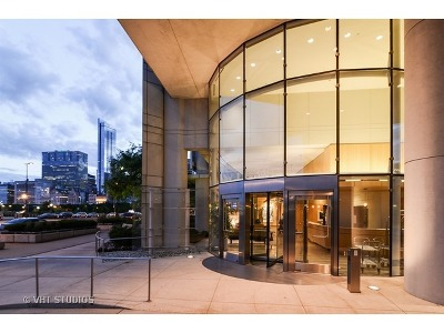 Condo/Townhouse For Sale: 340 East Randolph Street #3703