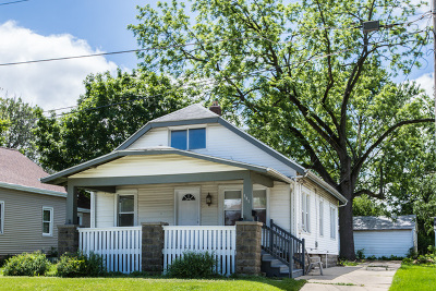 Bloomington Single Family Home For Sale: 604 West Miller Street