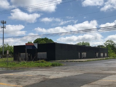 Tinley Park, Orland Park Commercial For Sale: 17259 Wolf Road