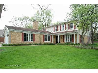 Barrington  Single Family Home For Sale: 450 Red Barn Lane