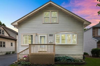 Elmhurst Single Family Home For Sale: 114 East Grantley Avenue
