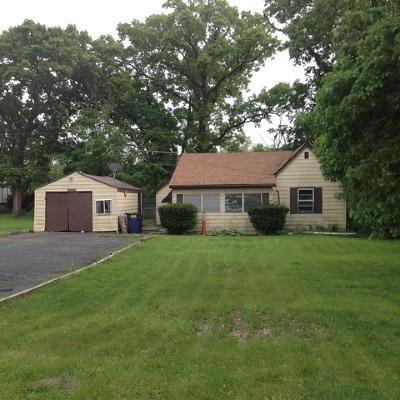 Bensenville Single Family Home For Sale: 17w207 Red Oak Street