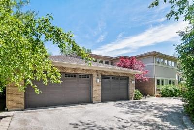 Highland Park Single Family Home For Sale: 279 Aspen Lane