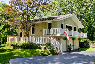 Crystal Lake Single Family Home For Sale: 4303 East Drive