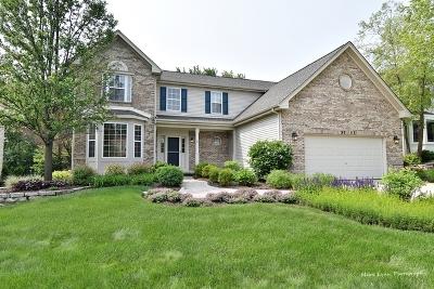 St. Charles Single Family Home For Sale: 3757 Deville Lane