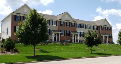 Huntley Condo/Townhouse For Sale: 8934 Dolby Street #6
