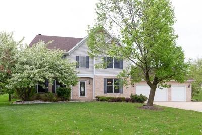 Hoffman Estates Single Family Home For Sale: 1500 Fox Path Court