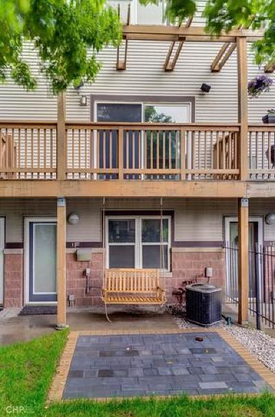 Condo/Townhouse For Sale: 1540 North Greenview Avenue #F