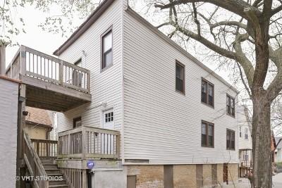 Wicker Park, Bucktown Condo/Townhouse For Sale: 1861 North Hoyne Avenue #1R-2R