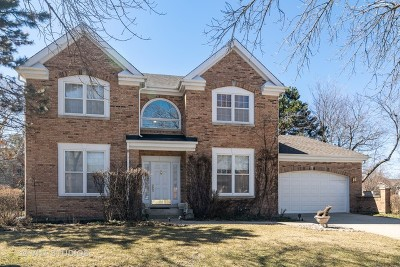 Bloomingdale Single Family Home For Sale: 318 Torrington Drive