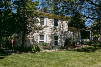 Buffalo Grove Single Family Home For Sale: 1501 Bunescu Lane
