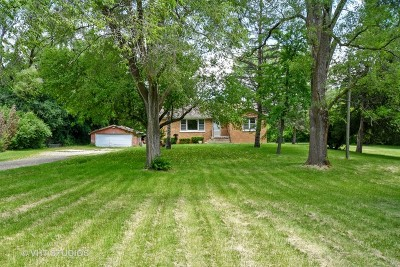 Barrington  Single Family Home For Sale: 28478 West Main Street