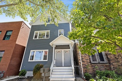 Multi Family Home For Sale: 1803 West Cuyler Avenue