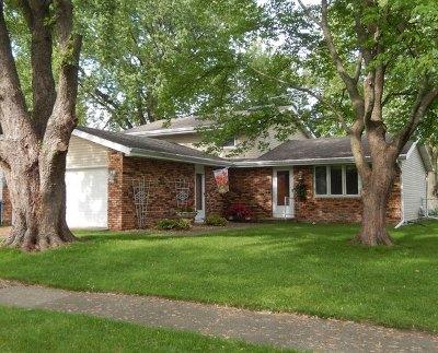 Bradley Single Family Home For Sale: 1078 Mallard Drive