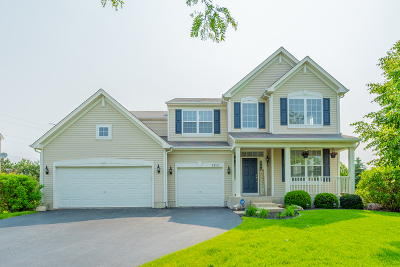 Montgomery Single Family Home For Sale: 3110 Whirlaway Lane
