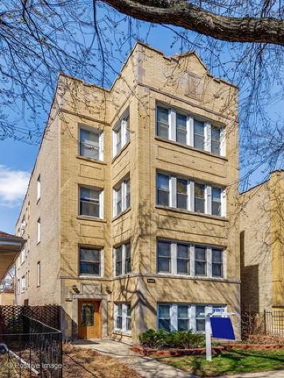 Multi Family Home Contingent: 4848 North Hamlin Avenue