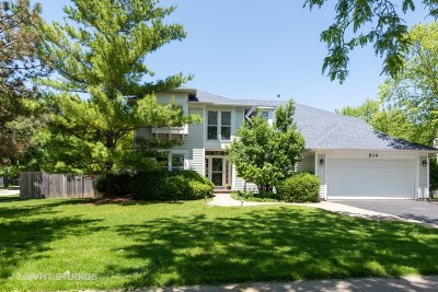 Vernon Hills Single Family Home For Sale: 514 Williams Way
