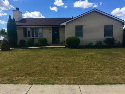 Joliet, Shorewood Rental For Rent: 2913 Old Kent Drive