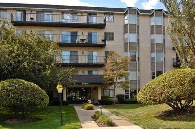 Morton Grove Condo/Townhouse For Sale: 8630 Waukegan Road #519