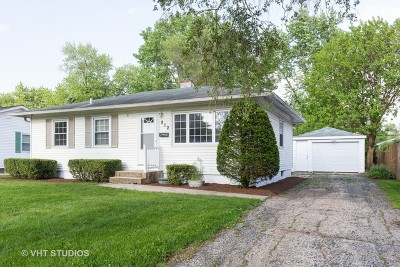 Joliet Single Family Home For Sale: 812 Pearson Drive