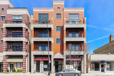 Condo/Townhouse For Sale: 1830 West Foster Avenue #3W