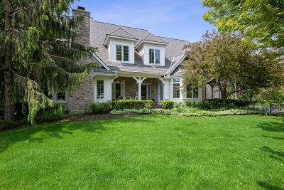 Palatine Single Family Home For Sale: 1084 South Saddleridge Court