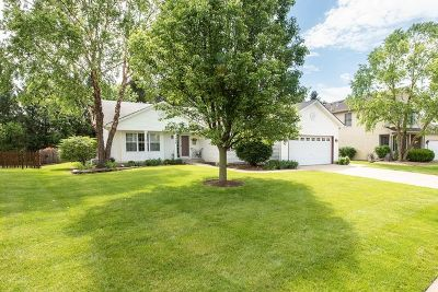 Shorewood Single Family Home Price Change: 1228 Callaway Drive North
