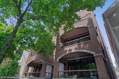 Condo/Townhouse For Sale: 2617 North Wayne Avenue #3S