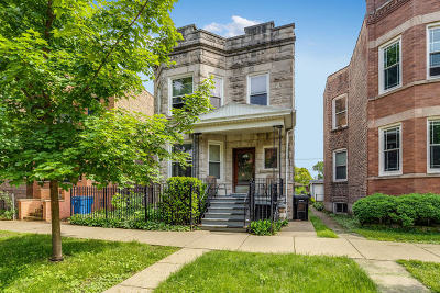 Multi Family Home For Sale: 2641 West Altgeld Street