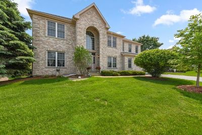 Lake In The Hills Single Family Home For Sale: 4 Sherwood Court