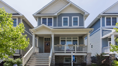 Chicago Single Family Home Re-Activated: 5203 West Olive Avenue