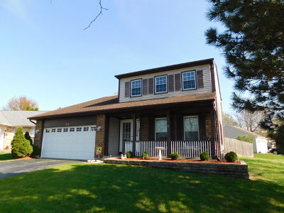 Elgin Single Family Home For Sale: 711 Mariner Court