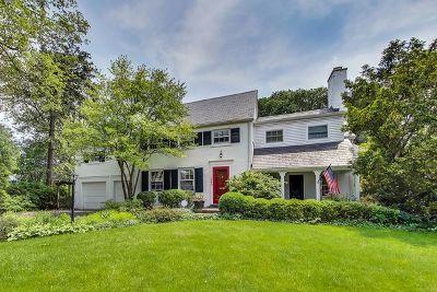Wilmette Single Family Home For Sale: 1042 Pontiac Road