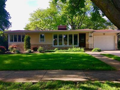 Barrington  Single Family Home For Sale: 438 East Drury Lane