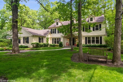 Lake Forest Single Family Home For Sale: 1 Durham Court