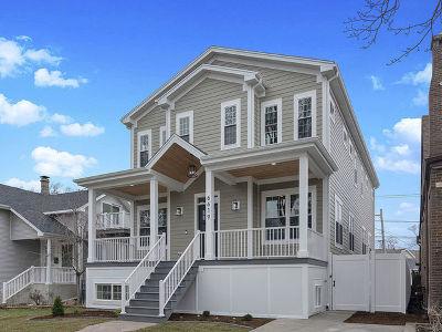 Edison Park Single Family Home For Sale: 6619 North Onarga Avenue