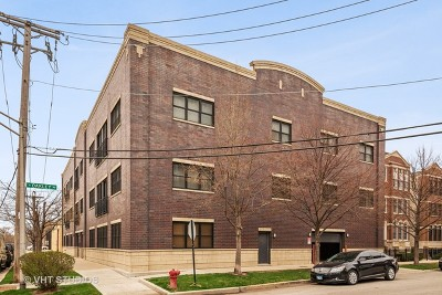 Condo/Townhouse Contingent: 2310 West Nelson Street #204