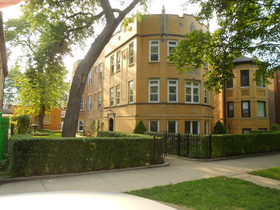 Chicago Multi Family Home Contingent: 5010 North Ridgeway Avenue
