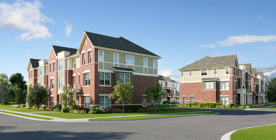 Vernon Hills Condo/Townhouse Contingent: 1228 Byrne Boulevard