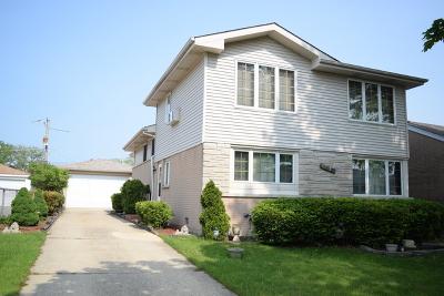 Niles Single Family Home Contingent: 8819 North Elmore Street