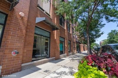 Condo/Townhouse For Sale: 4114 North Lincoln Avenue #303